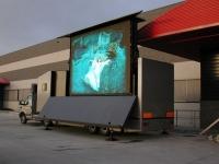 Светодиодный уличный экран P16