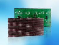 Светодиодный модуль P10
